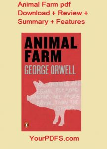 animal farm book pdf the