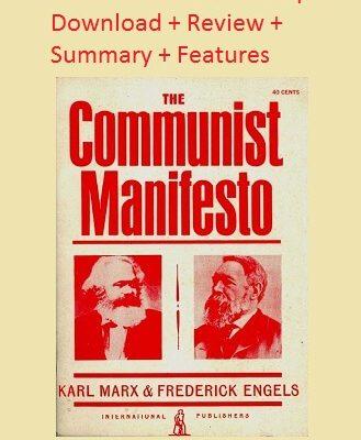 Communist Manifesto pdf