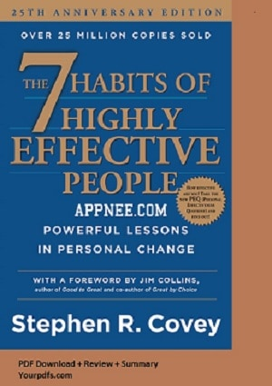The 7 Habits of Highly Effective People PDF Summary