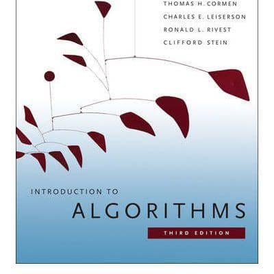 An Introduction To Algorithms 3rd Edition Pdf