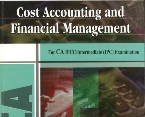 Cost Accounting And Financial Management pdf