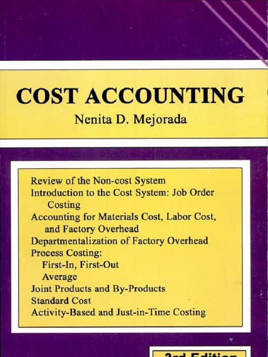 cost accounting article summary Publisher summary this chapter demski, j s, 'analysing the effectiveness of the traditional standard cost variance model', management accounting, october 1967.