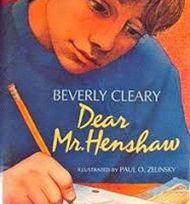 Dear Mr. Henshaw PDF