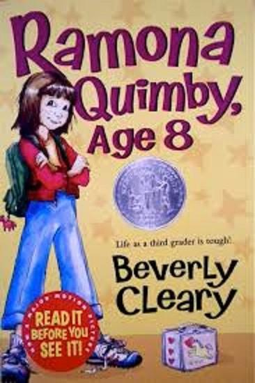 Ramona Quimby, Age 8 PDF