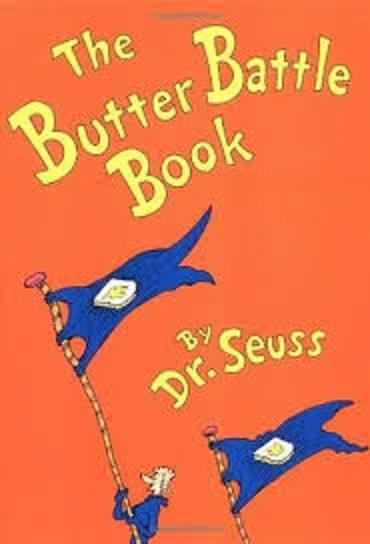 The Butter Battle Book PDF
