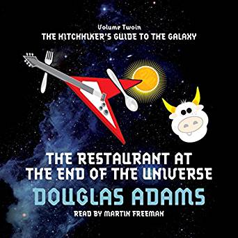 The Restaurant at the End of the Universe PDF