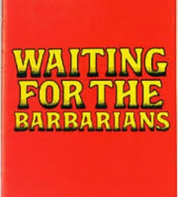 Waiting for the Barbarians PDF