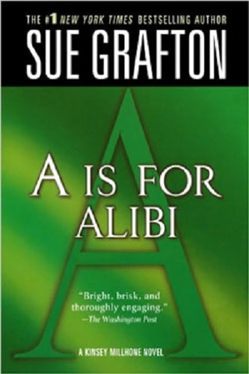 """A"" Is For Alibi PDF"