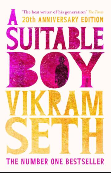 A Suitable Boy PDF