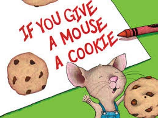 If You Give a Mouse a Cookie pdf