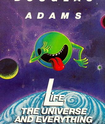 Life, The Universe And Everything PDF