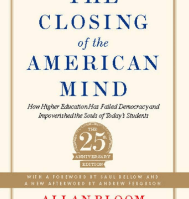 The Closing of the American Mind PDF