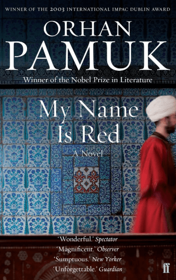 My Name Is Red PDF