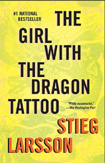 The Girl with the Dragon Tattoo PDF
