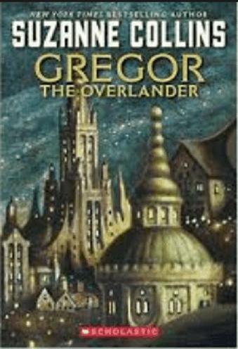 Gregor the Overlander PDF