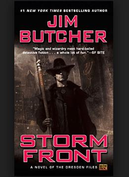 Storm Front PDF