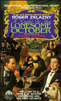 A Night in the Lonesome October PDF