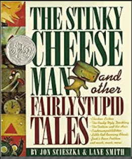 The Stinky Cheese Man and Other Fairly Stupid Tales PDF