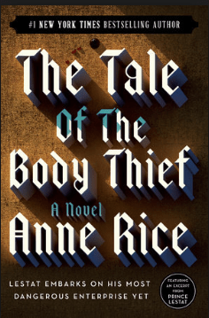 The Tale of the Body Thief PDF