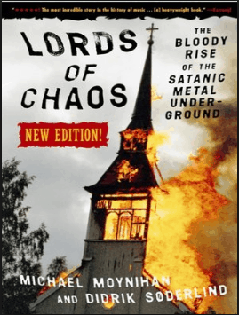 Lord of Chaos PDF