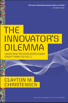 The Innovator's Dilemma PDF