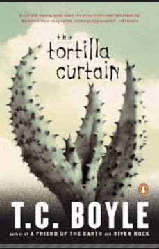 The Tortilla Curtain PDF