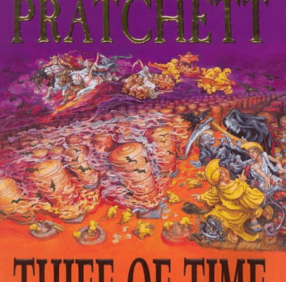 Thief of Time PDF