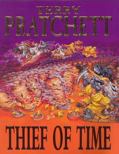 Thief of Time PDF
