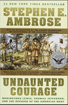 Undaunted Courage PDF