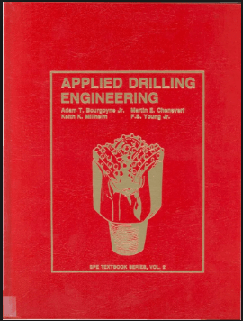 Applied Drilling Engineering PDF