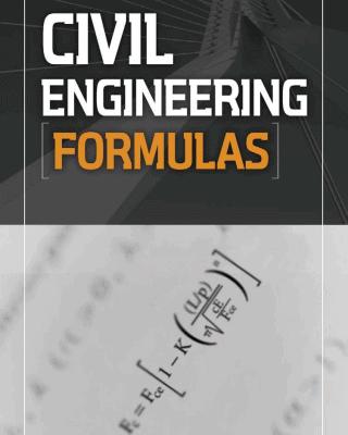 Civil Engineering Formulas PDF
