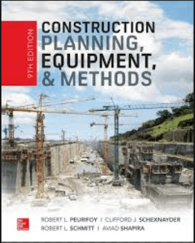 Construction planning, equipment and methods PDF