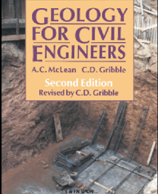 Geology for Civil Engineers PDF
