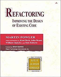 Refactoring PDF