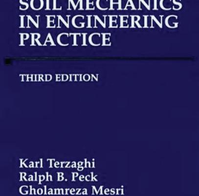 Soil mechanics in engineering practice PDF
