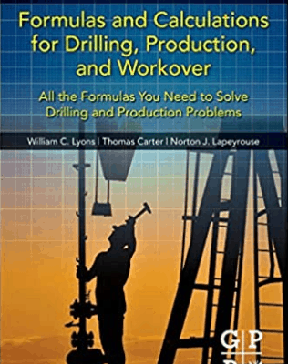 Formulas and Calculations for Drilling, Production and Workover PDF