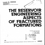 Download The Reservoir Engineering Aspects of Fractured Formations PDF