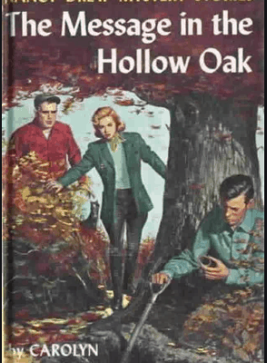 The Message in the Hollow Oak PDF