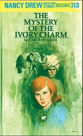 The Mystery of the Ivory Charm PDF