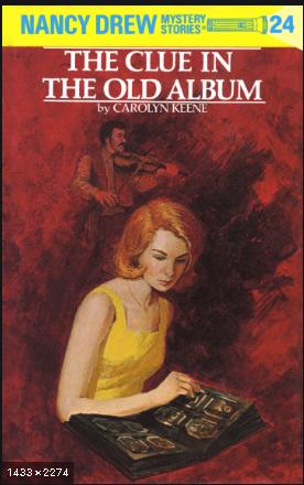 The Clue in the Old Album PDF