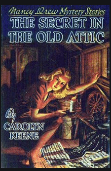 The Secret in the Old Attic PDF