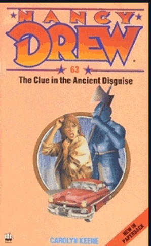 Clue in the Ancient Disguise PDF