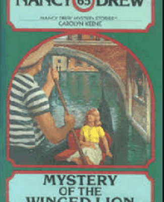 Mystery of the Winged Lion PDF