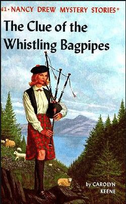 The Clue of the Whistling Bagpipes PDF