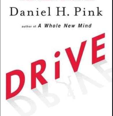 Drive The Surprising Truth About What Motivates Us PDF