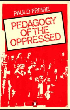 Pedagogy of the Oppressed PDF