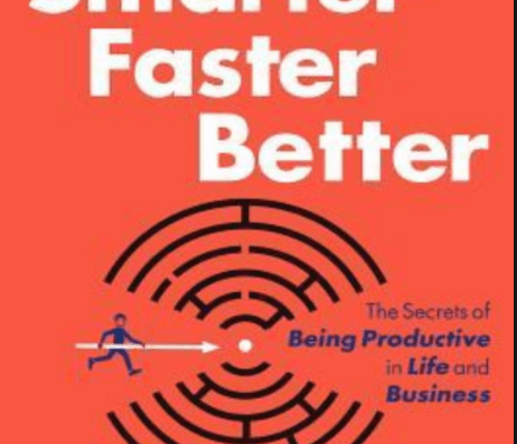 Smarter Faster Better PDF