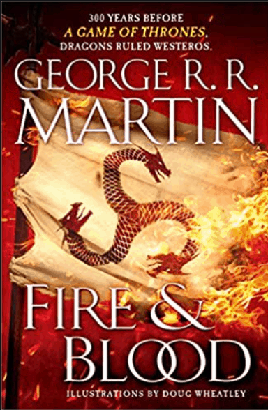 Fire and Blood Pdf
