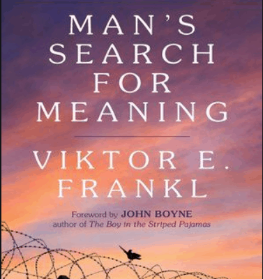 Man's Search for Meaning Pdf