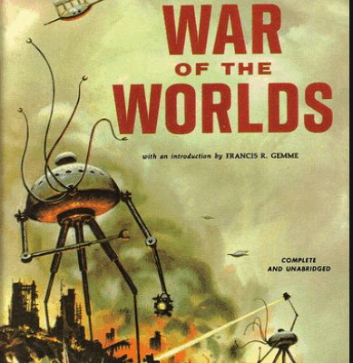 The War of the Worlds Pdf